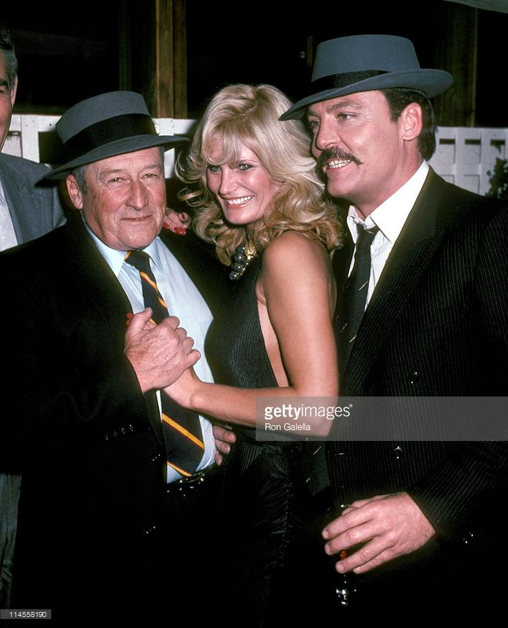 Mickey Spillane  | Mickey Spillane , Randi Brooks and Stacy Keach during Wrap Party for ...
