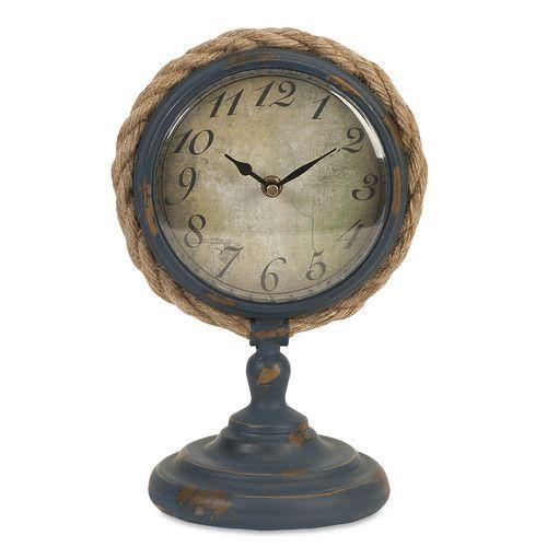 Found it at Wayfair - Mantel Clock
