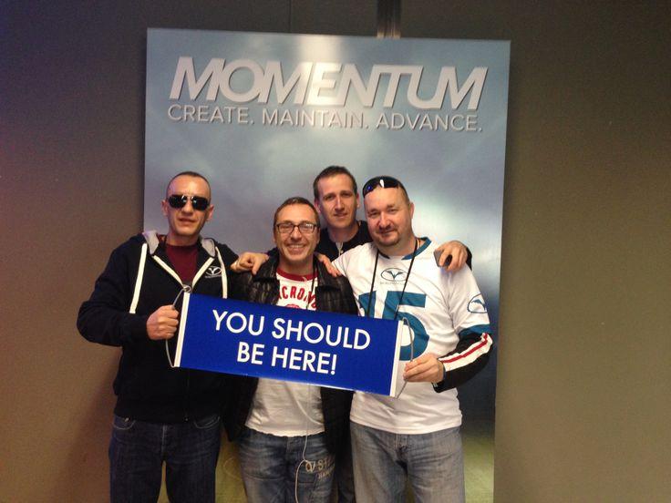 YSBH@Momentum, Budapest