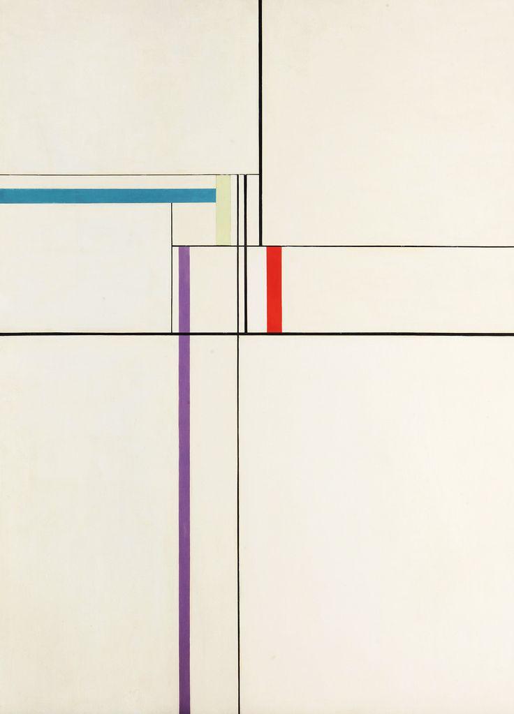 TOMÁS MALDONADO. Composición. Arte Concreto. 1950.