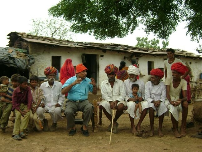Role of youth in rural development in india