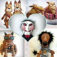 Игрушки и подарки Handmade. Кукла Билли Пила SAW