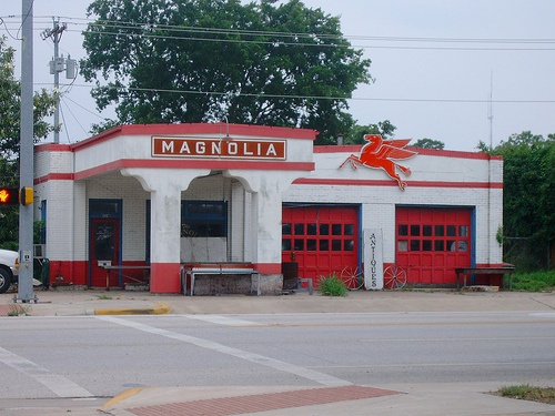 123 Best Vintage Gas Stations Images On Pinterest Old