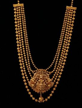 Laxmi Necklace