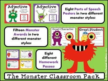 monster homework help