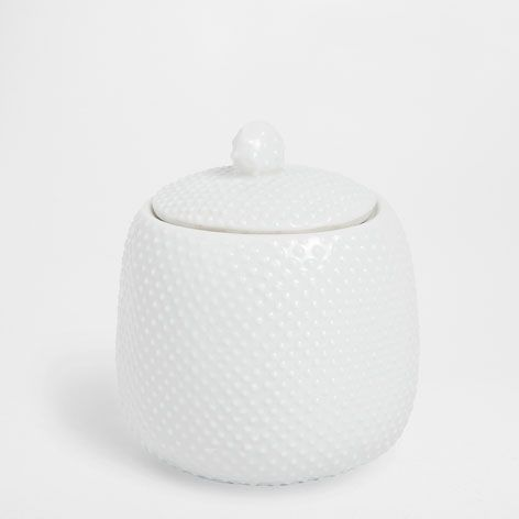 SHINY DOTTED JAR - Accessories - Bathroom | Zara Home Germany