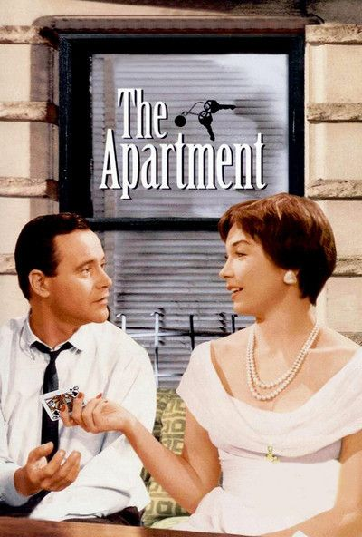The Apartment (1960)  Such a cute, witty comedy <3