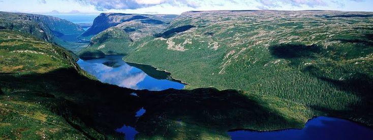 Gros Morne National Park travel guide