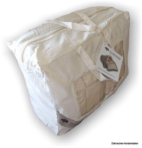 Kapok Baby Bettdecke 70 x 100 cm - von COCOON