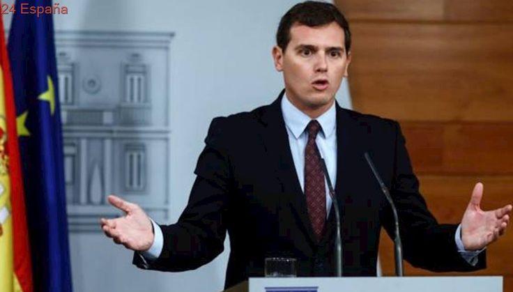 La contundente respuesta de Rivera a Otegui por su apoyo a la independencia de Cataluña