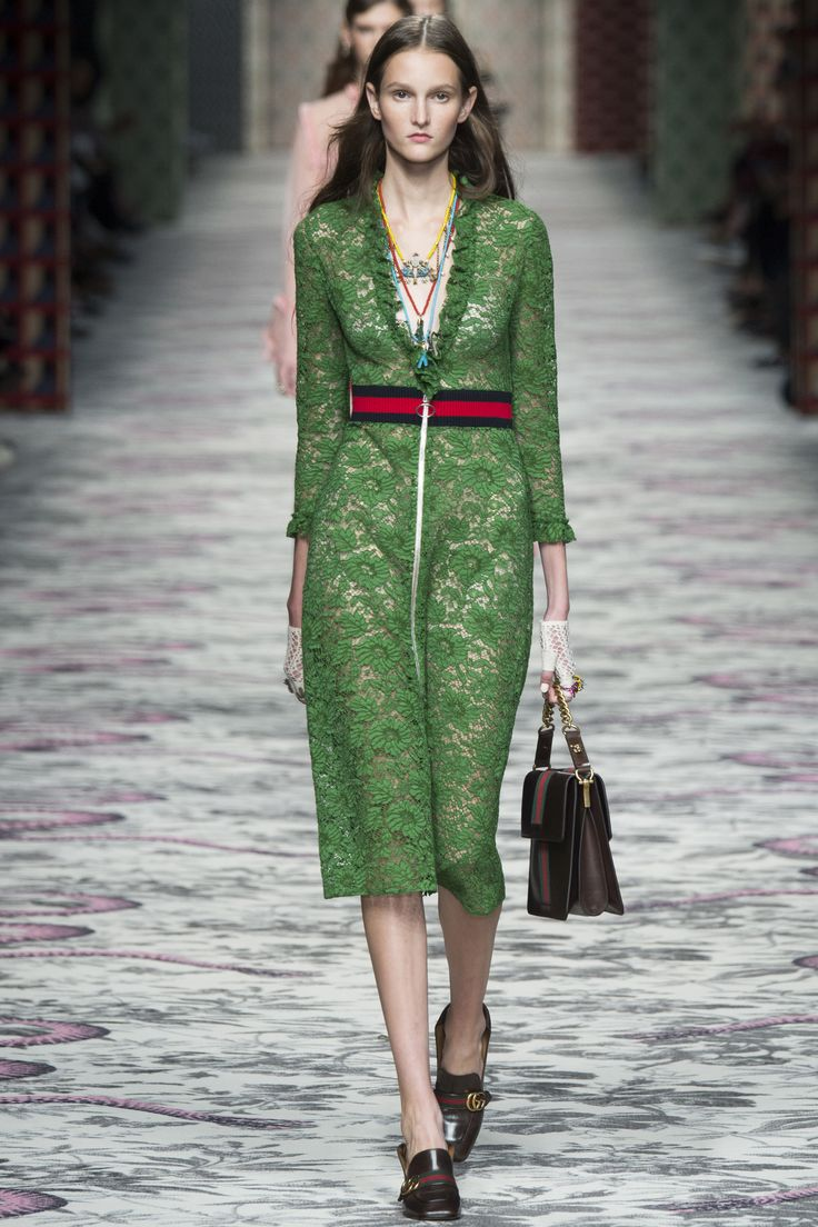 See every look from Gucci's incredible new collection