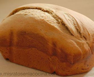 Pan de naranja y plátano. Panificadora Silver Crest