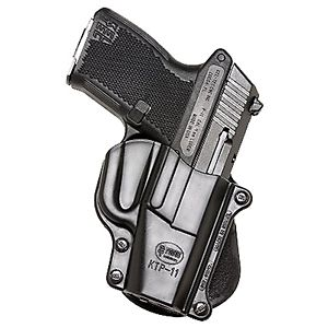Fobus USA MAK1 Paddle Holster - Kel-Tec P11 9MM/40 Cal