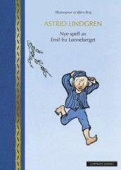Nye spell av Emil fra Lønneberget av Astrid Lindgren (Innbundet)