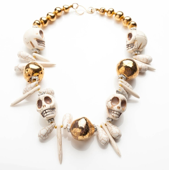 bone jewelry