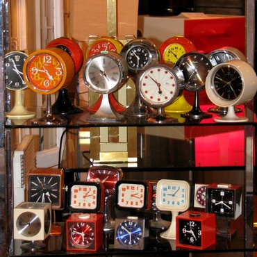 70's clocks