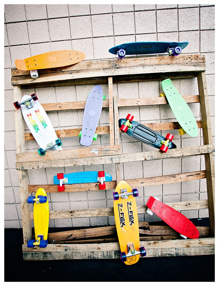 Penny boards... really want one!