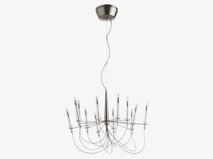 LILLE Metal chandelier - Habitat £119
