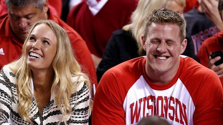 Superstjerne flirtede med Wozniacki: Nu hyldes han for rørende gestus | BT Amerikansk Fodbold - www.bt.dk