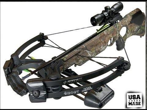 Tactical Assault Crossbow! PSE TAC15 Upper for the AR15 - YouTube