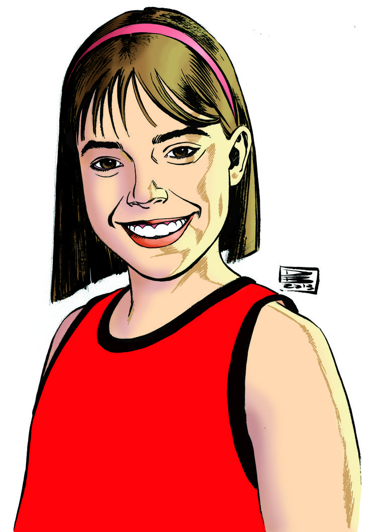 Liz retrato