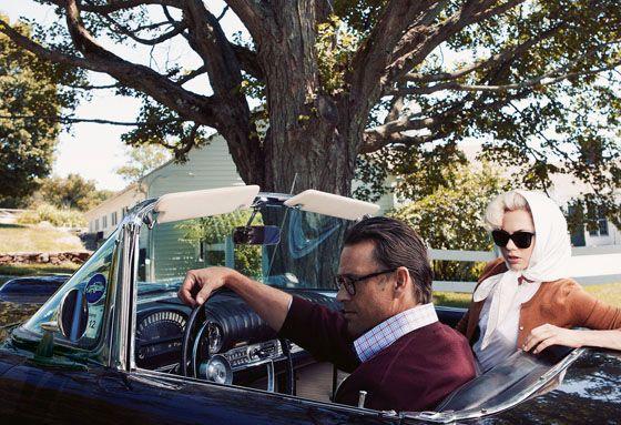 Michelle Williams by Annie Leibovitz in Vogue