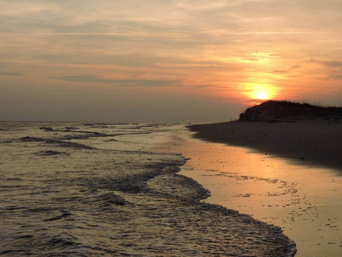 10 Little Known Beaches In North Carolina That Will Make Your Summer Unforgettable 4. Bald Head Island