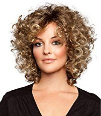 Sexy curly bob @hairartbydominique - Black Hair Information