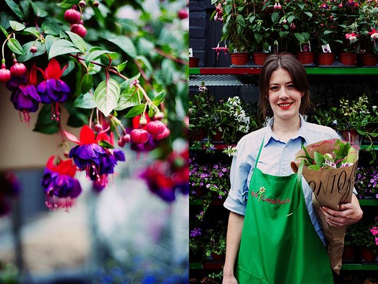 #Toronto Flower Market // Tracy Zhang Photography