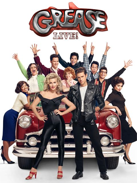 Lil' Blog and More: Grease Live - Now on DVD + Enter for your Chance to Win a Copy! (Ends 3/16)