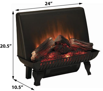 99 best Faux Fireplaces images on Pinterest | Faux fireplace ...