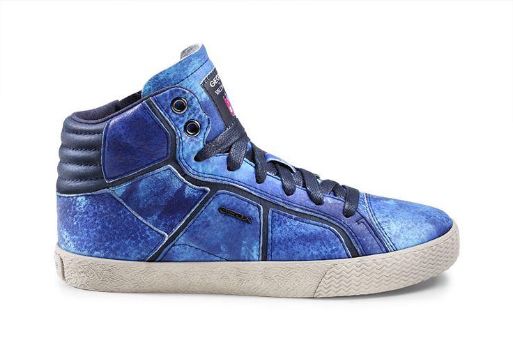 GEOX for Valemour - Smart sneaker for Kids