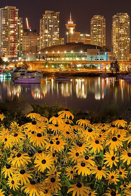Vancouver BC, Canada My home!!