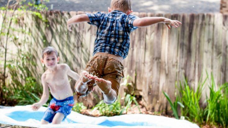 Beautiful Kids-Friendly Backyard Ideas #kidslife #home #ideas #backyard
