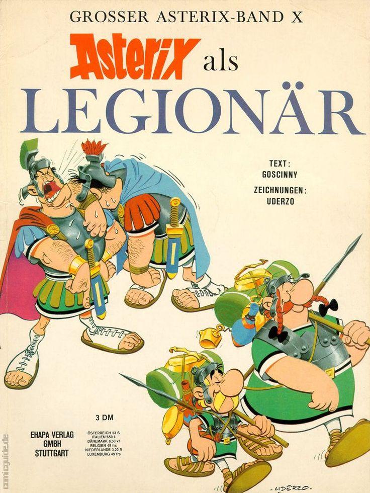 Asterix Zeichentrick