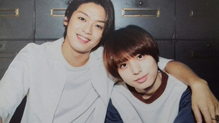 Yuya takaki and kei inoo-hsj
