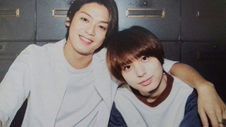 Yuya takaki and kei inoo-hsj