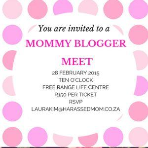 Mom Blogger Meetup Details
