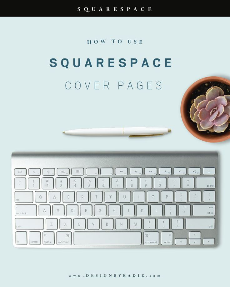 17 best images about squarespace on pinterest cover for Best squarespace template for video