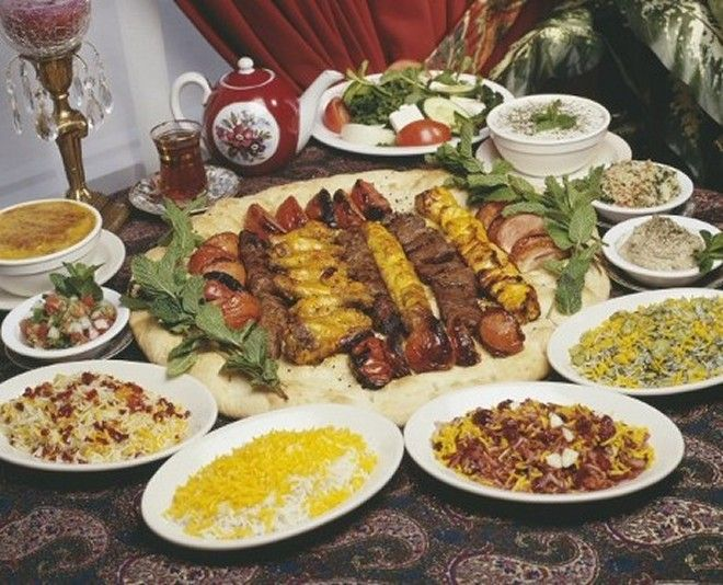 Alborz Persian Cuisine, Austin Texas. Great vegetarian dishes, amazing baklava, buffet, great service and prices!