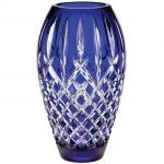 """The Araglin Prestige Cobalt 9"""" Vase would look absolutely stunning in any home."""