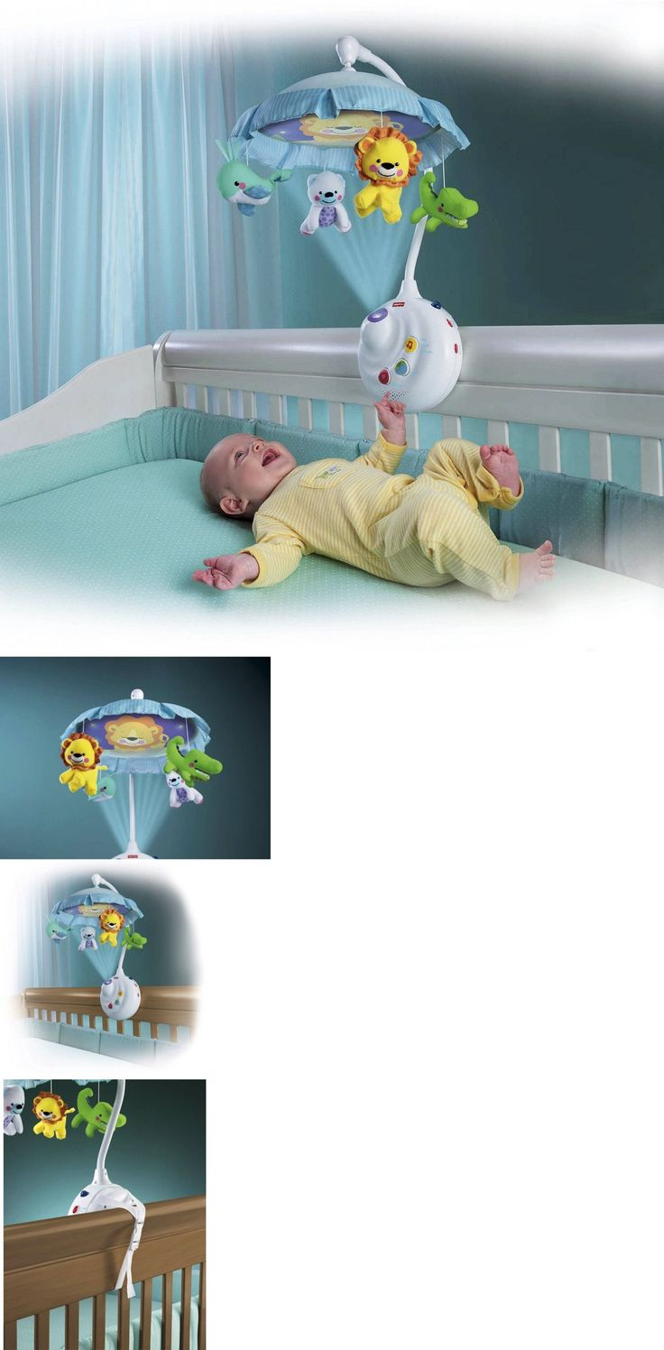 Nursery D cor 66697: Fisher-Price 2-In-1 Projection Crib Mobile, Precious Planet No Tax Free Shipping -> BUY IT NOW ONLY: $61.17 on eBay!