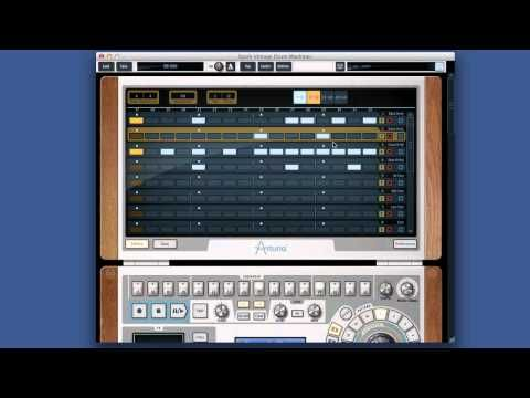 Extended Video Review Of Arturia Spark Vintage Drum Machines