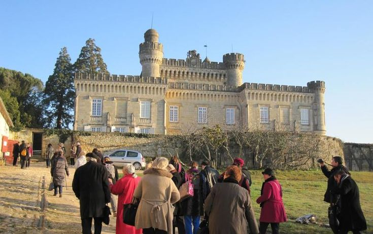 Châteaux & Terroirs: on the Bordeaux wine road  1/2 day  Wine tour