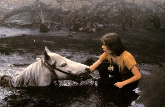 One of the saddest scenes ever (in my opinion) - The Never Ending Story