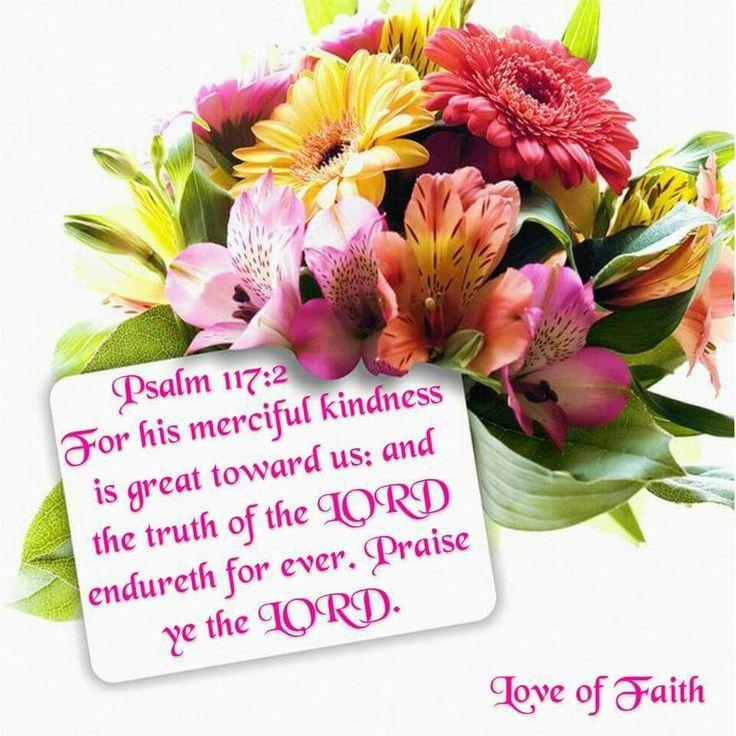 Psalm 117:2 KJV