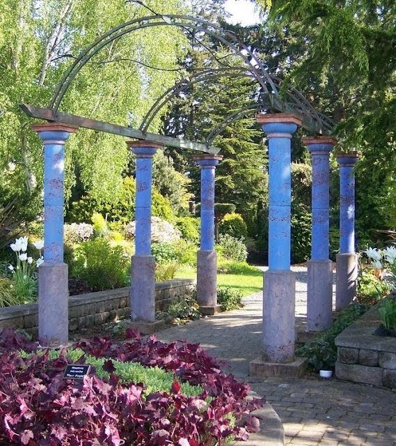 Evergreen Arboretum and Gardens, Everett, Washington