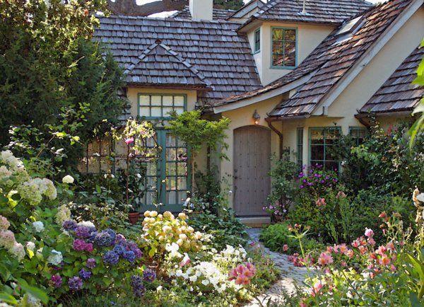 Die besten 25+ kleiner Englisch Garten Ideen auf Pinterest - kleiner garten reihenhaus