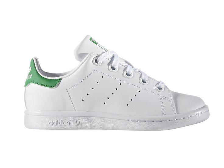 adidas Stan Smith Childrens - White / Green \u2013 West Brothers #adidas  #adidasoriginals #