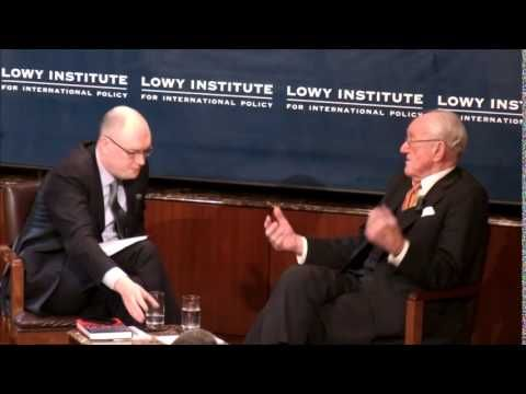 In Conversation: Malcolm Fraser and Michael Fullilove on Australian Foreign Policy - YouTube
